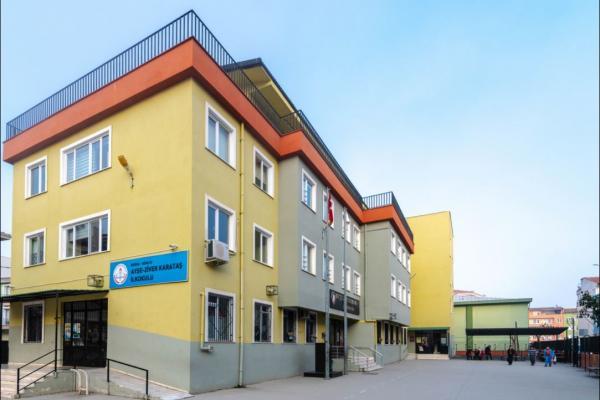 Ayşe - Ziver Karataş İlkokulu Eğitime Açıldı
