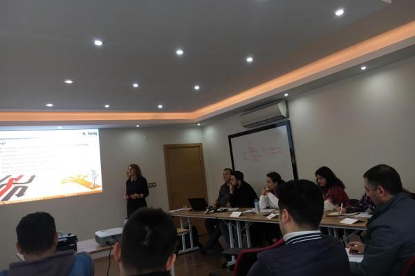 ISO 9001:2015 KALİTE YÖNETİM SİSTEMİ TEMEL EĞİTİMİ